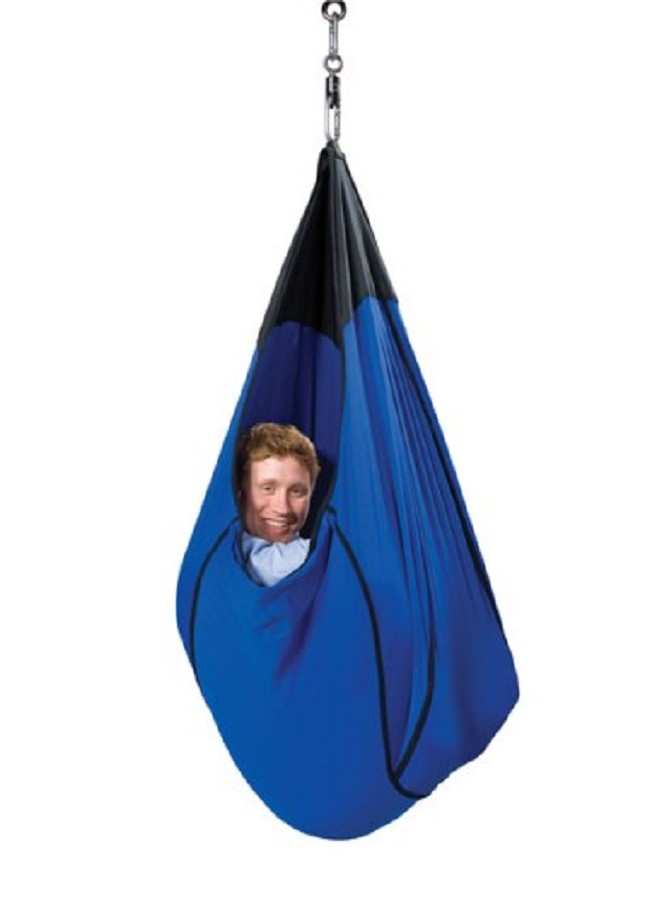 Adult Cuddle Swing - Cocoon Sensory Therapy Swing for Autism