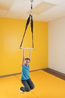 Vestibular Therapeutic Swings Balance Therapy Indoor