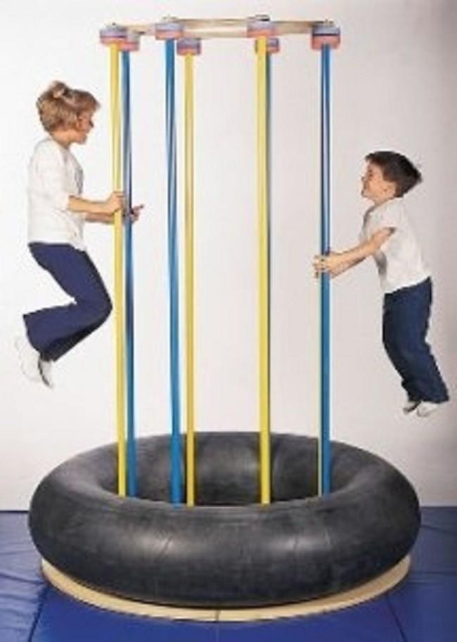 Prime Motor Group >> Jump and Play Island Balance and Gross Motor Pediatric ...
