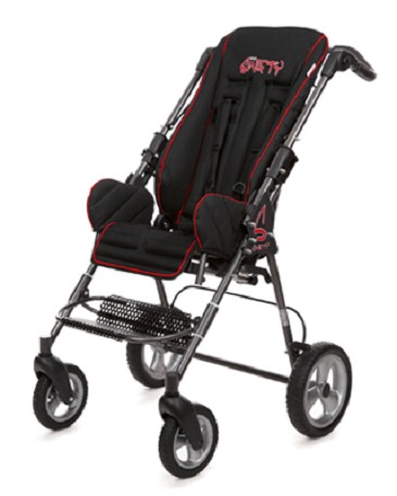 Swifty Foldable Special Needs Stroller