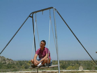 Jennswing Special Needs Pediatric Swing Free Shipping
