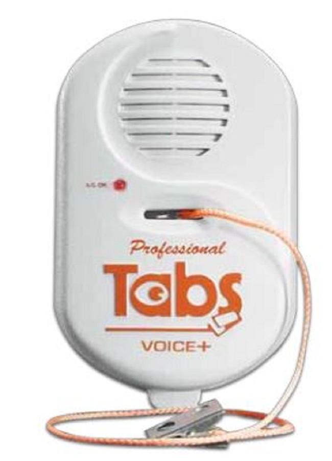 Tabs Professional Fall Prevention Monitor For Long Term