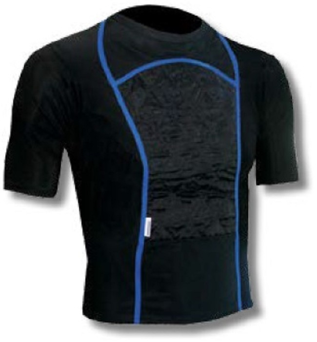Hyperkewl Evaporative Cooling T Shirt Free Shipping