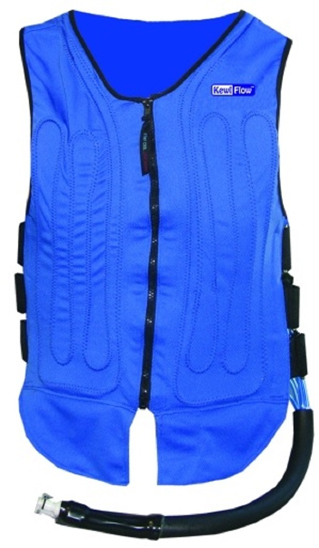 KewlFlow Circulatory Powered Cooling Vest