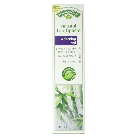 Nature S Smile Toothpaste Reviews