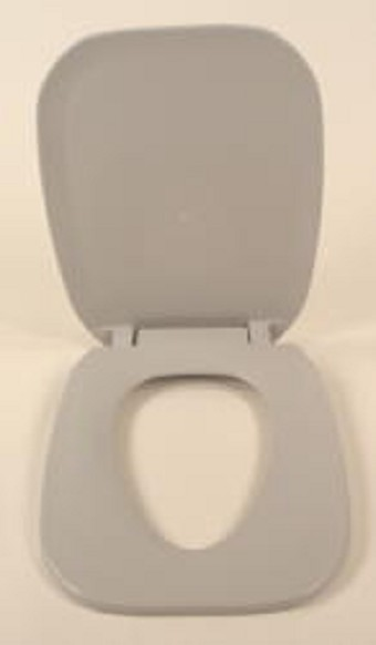 most comfortable toilet seat. Gray Elongated Toilet Seat and Cover Commode Accessories  Splash Guard Liners
