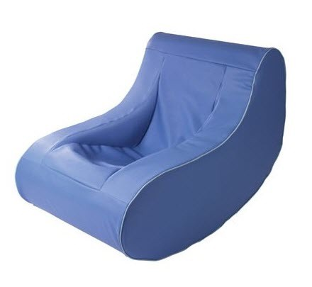 vinyl therapy chair - free shipping