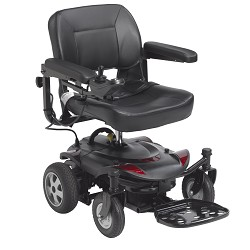 Drive Medical Cirrus Plus Hd Folding Power Wheelchair