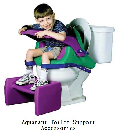 Aquanaut Toilet Support Accessories Pediatric Bathing