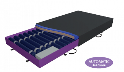 Alternating Pressure Mattress: The No-Hassle Universal Therapy System