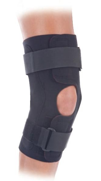 Hinged Knee Brace : Knee brace support stabilizer on sale