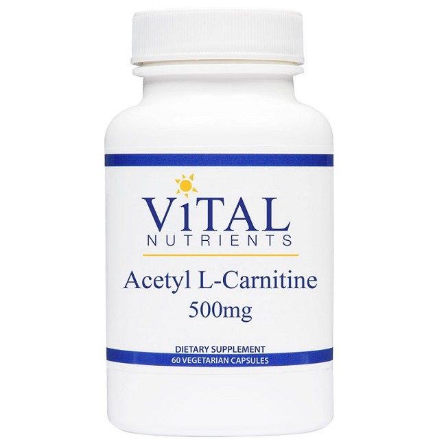 Acetyl L-Carnitine Vitamin Supplement for Neurological Health