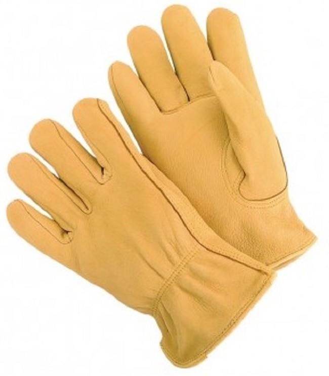 2a8273bd227 Top Grain Deerskin Leather Gloves
