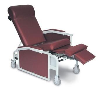 Winco Drop Arm Convalescent Recliner