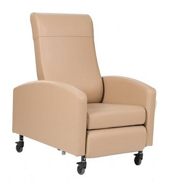 Ver 6 Series XL Push Back Care Cliner With Trendenlenburg