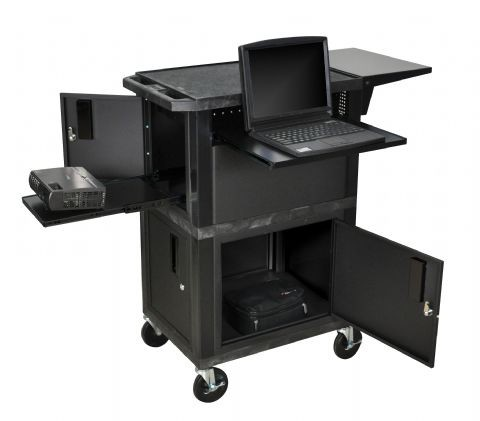 Presentation Stations Computer Cart Av Cart Mobile