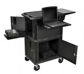 Presentation Stations Computer Cart Av Cart Mobile