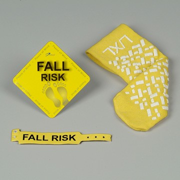 Fall Prevention Bed Alarm Grab Bars Fall Risk