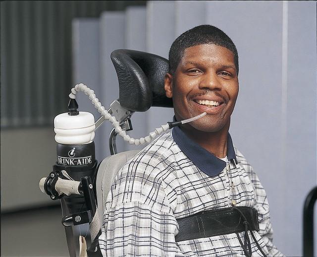 drink aide wheelchair accessories