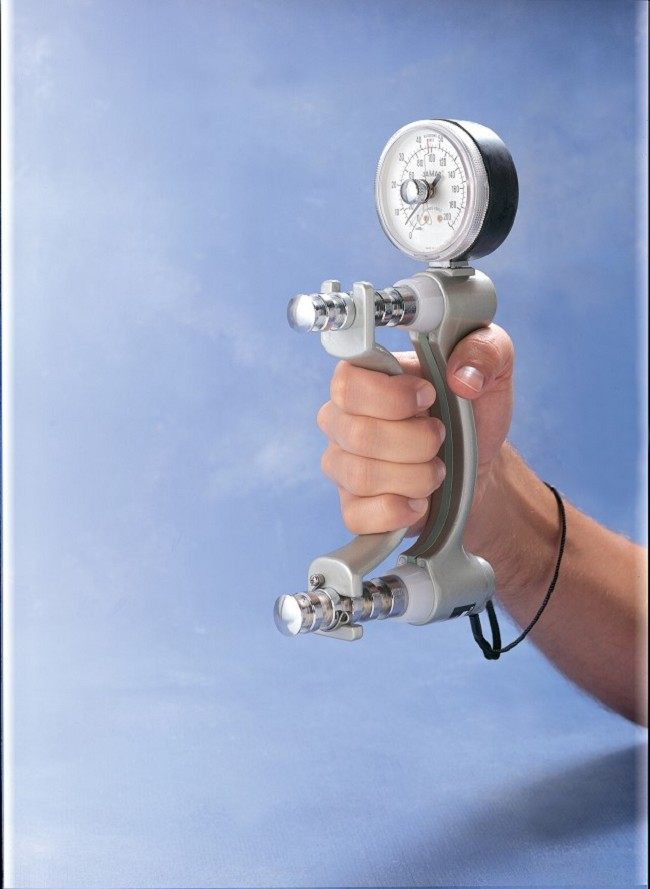 Jamar Hand Dynamometer : Jamar hydraulic hand dynamometer free shipping