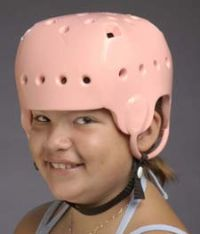 Special Needs Protective Childrens Helmets Protective