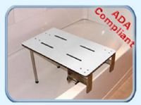 Ada Compliant Shower Bench Shower Chair Folding Shower