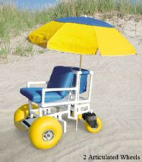 Aqua Creek Beach Access Wheelchairs