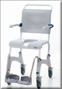 Aquatec Ocean Shower Commode Chair