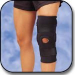 Deluxe Hinged Stabilizing Knee Brace