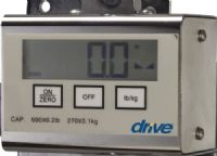 Digital Scale for Drive Lifts