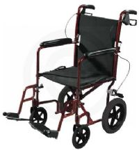 Expedition Aluminum Transport Chair with Loop Locks