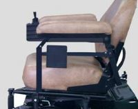 Large Cup Holder with Square Wheelchair Attachment