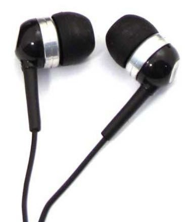 Earphones For Comfort Duett And Comfort Contego Listening