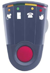 Bellman Visit Vibrating Pager Receiver