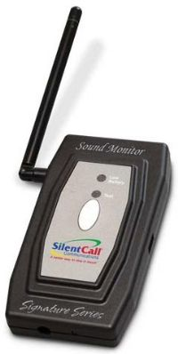 Silent Call Signature Series Sound Monitor Transmitter