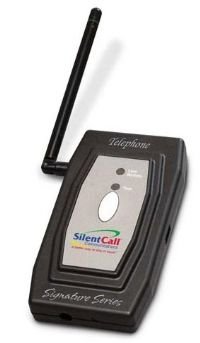 Silent Call Signature Series Telephone or TTY Transmitter