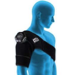 shoulder pack machine