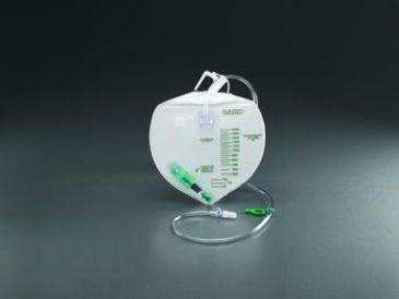 Non Sterile Vinyl Flatus Bag With Rectal Tube Catheters