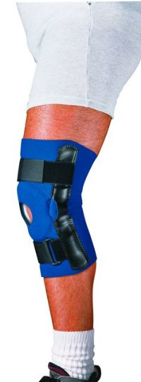 Invacare Neoprene Hinged Knee Support