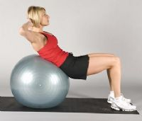 Professional Exercise Ball (65 cm)