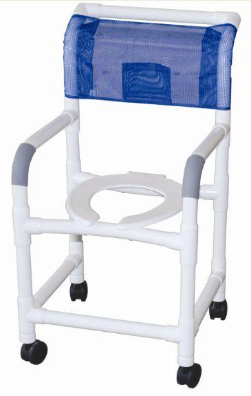 Showerbuddy Roll InBuddy Solo Shower Chair Shower Bath