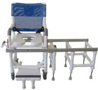 All Purpose Deluxe Dual Shower Transfer Chair