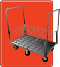 Mada Heavy Duty Cart for 40 Oxygen D/E Cylinders