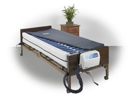 Med Aire Plus Alternating Pressure Mattress Replacement