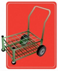 Small Cylinder Cart for 24 Oxygen Cylinders