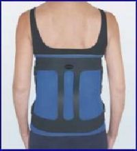 Lumbosacral Orthoses With Zero Degree Lordosis Curve
