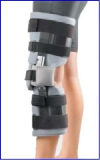 Semi-Rigid Ratchet POP Knee Orthosis with Drop Lock Brace