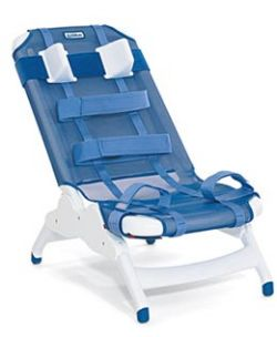 Pediatric Bath Chair Rifton Large Blue Wave Bath Chair : Bath Chair