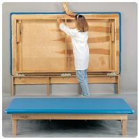 how to build a physical therapy mat table