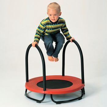 toddler trampoline. Black Bedroom Furniture Sets. Home Design Ideas
